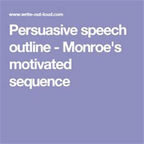 The persuasive essay outline