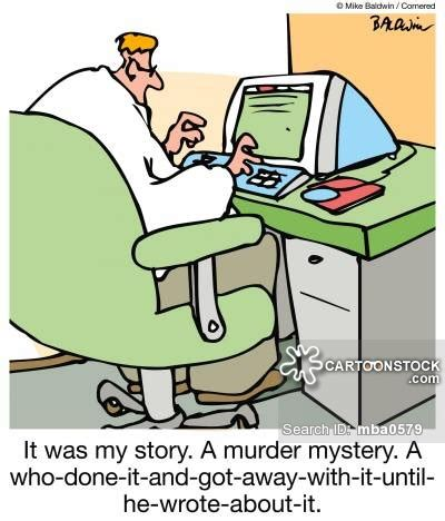 A murder story essay
